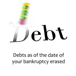 debts eliminated in Ontario bankruptcy