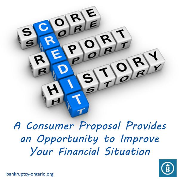 consumer proposal ontario